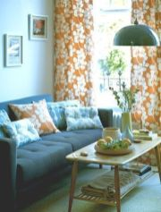 Cute french style living room for new home style 45