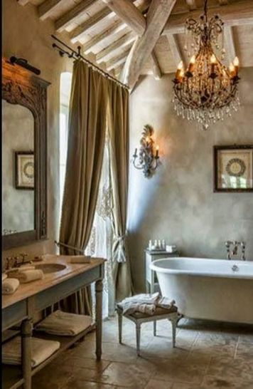 Fancy rustic italian decor ideas 39