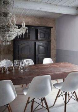 Fancy rustic italian decor ideas 48
