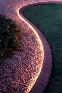 Gorgeous night yard landscape lighting design ideas 28