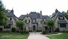 Luxurious house architecture designs inspiration ideas 04