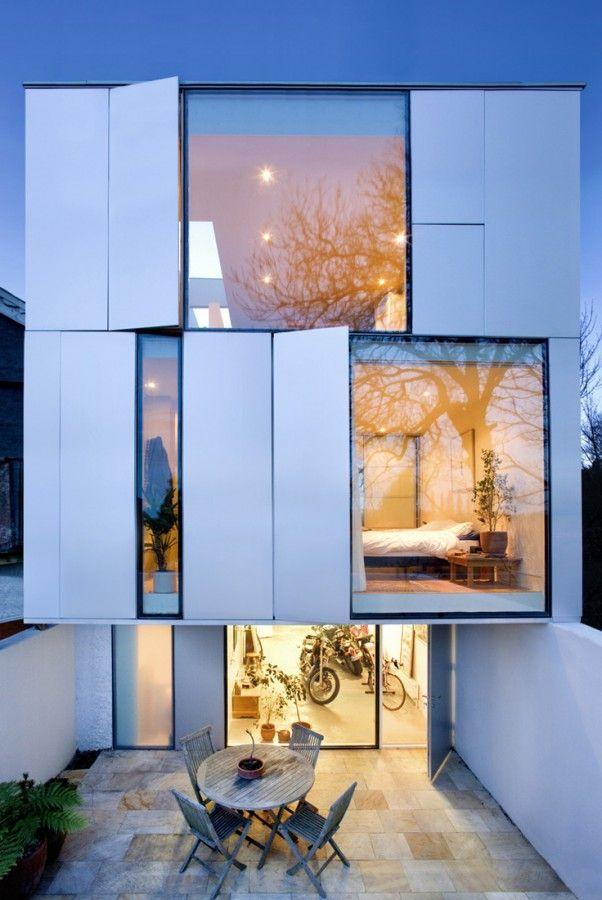 Luxurious house architecture designs inspiration ideas 21