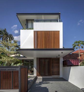 Luxurious house architecture designs inspiration ideas 25