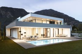 Luxurious house architecture designs inspiration ideas 33