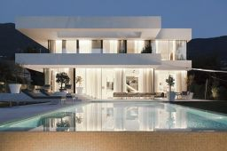 Luxurious house architecture designs inspiration ideas 38