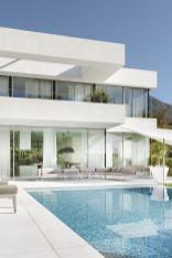 Luxurious house architecture designs inspiration ideas 40