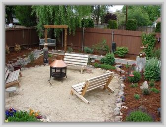 Modern small outdoor patio design decorating ideas 22