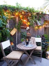Modern small outdoor patio design decorating ideas 31