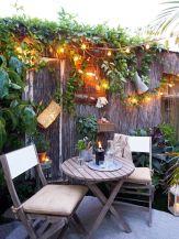 Modern small outdoor patio design decorating ideas 31
