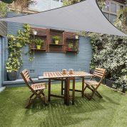 Modern small outdoor patio design decorating ideas 47