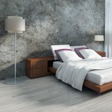 Stunning grey bedroom flooring ideas for soft room 04