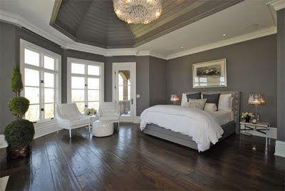 Stunning grey bedroom flooring ideas for soft room 37