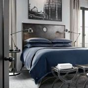 Stunning grey bedroom flooring ideas for soft room 42