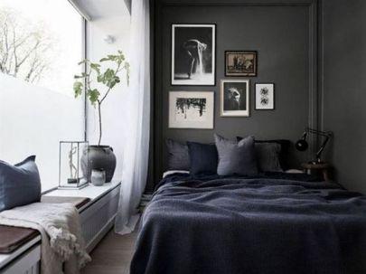Stunning grey bedroom flooring ideas for soft room 43