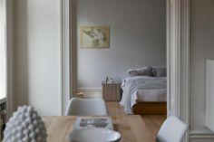 Stunning grey bedroom flooring ideas for soft room 50