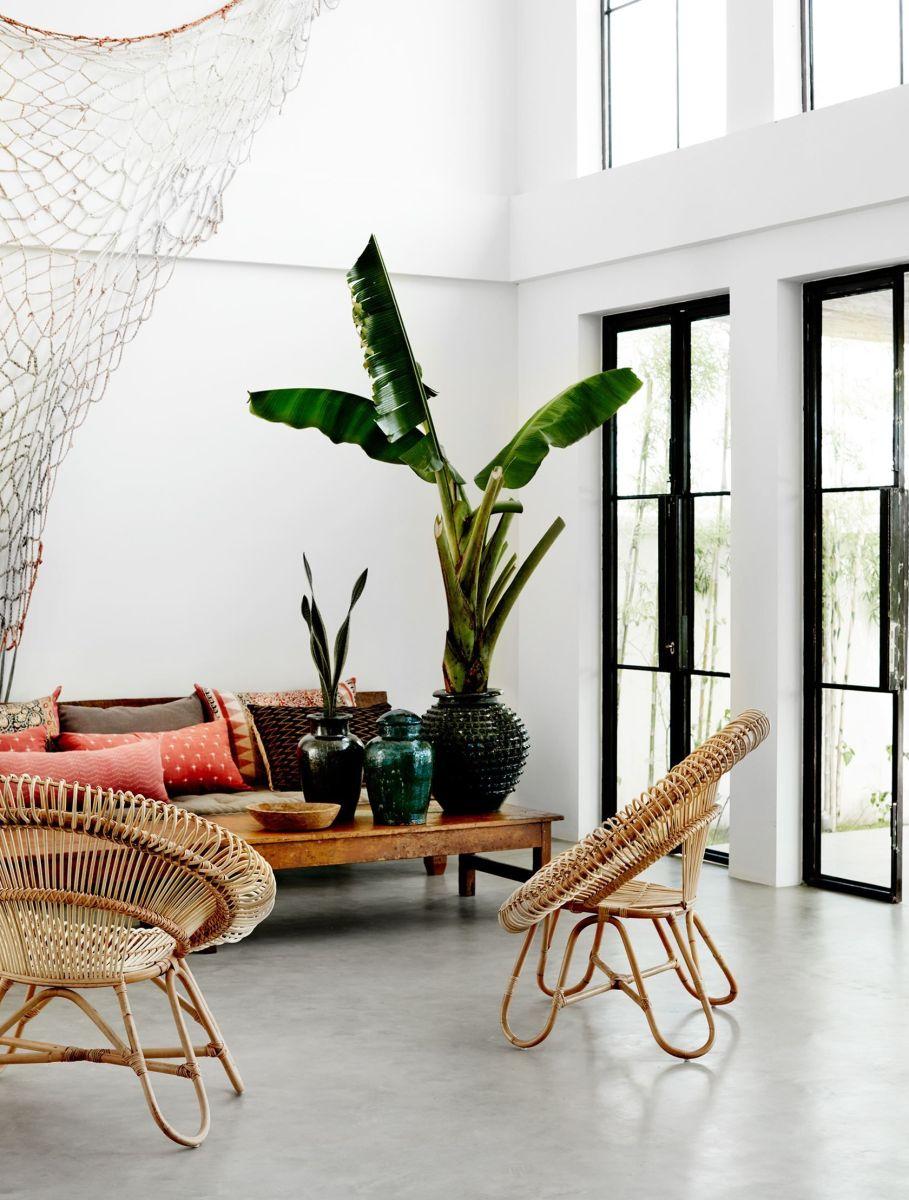 Unique bamboo sofa chair designs ideas 02