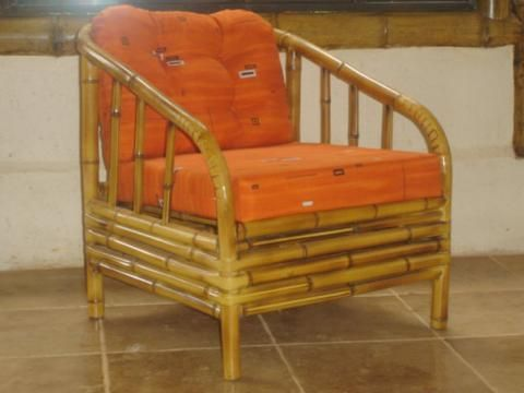 Unique bamboo sofa chair designs ideas 32