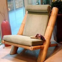 Unique bamboo sofa chair designs ideas 33