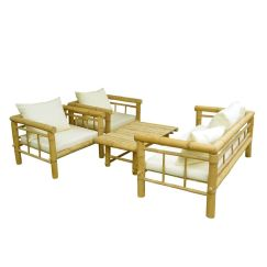 Unique bamboo sofa chair designs ideas 42