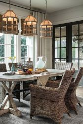 Unique dining room design ideas with french style 02