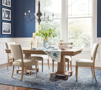 Unique dining room design ideas with french style 32