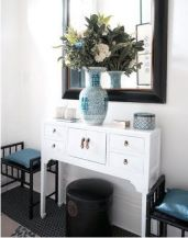 Adorable simple entryway decorating ideas for small spaces 12
