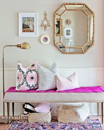 Adorable simple entryway decorating ideas for small spaces 27