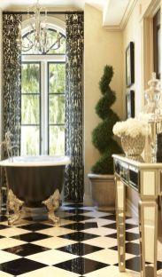 Affordable bathtub design ideas for classy bathroom 22