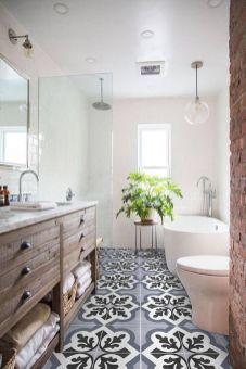 Affordable bathtub design ideas for classy bathroom 23