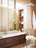 Affordable bathtub design ideas for classy bathroom 39