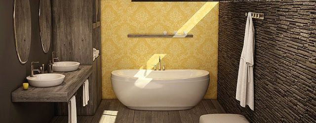 Affordable bathtub design ideas for classy bathroom 41