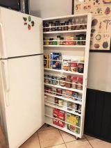 Amazing diy organized kitchen storage ideas 08