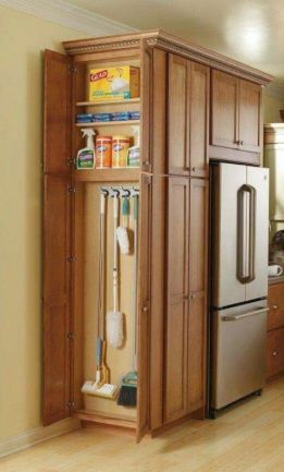 Amazing diy organized kitchen storage ideas 11