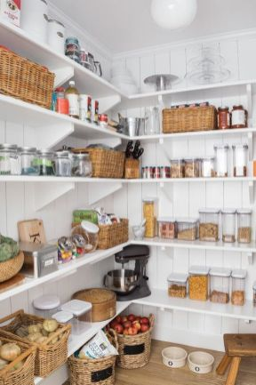 Amazing diy organized kitchen storage ideas 13