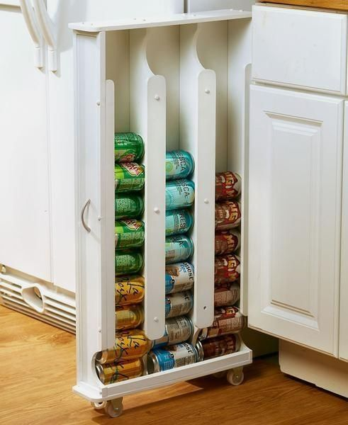 Amazing diy organized kitchen storage ideas 17
