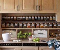 Amazing diy organized kitchen storage ideas 21