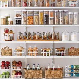 Amazing diy organized kitchen storage ideas 26
