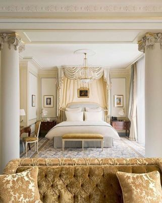 Awesome french style bedroom decor ideas 02