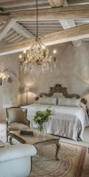 Awesome french style bedroom decor ideas 09