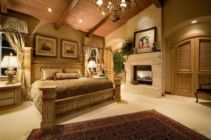 Awesome french style bedroom decor ideas 11