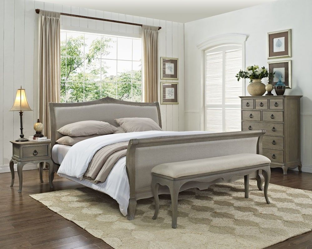 Awesome french style bedroom decor ideas 15