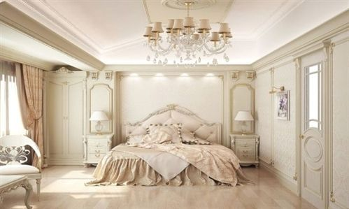 Awesome french style bedroom decor ideas 27