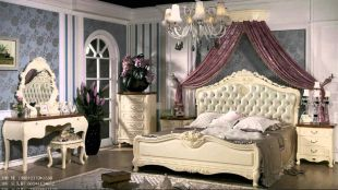 Awesome french style bedroom decor ideas 32