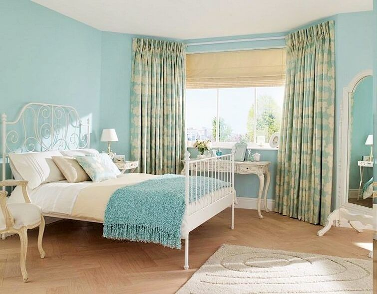 Awesome french style bedroom decor ideas 42
