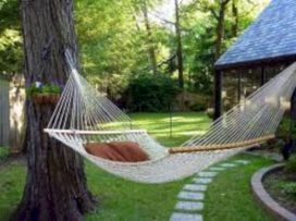 Best backyard hammock decor ideas 05