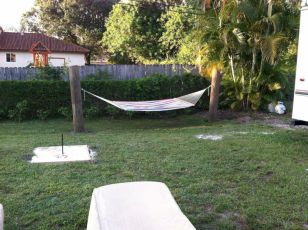 Best backyard hammock decor ideas 11