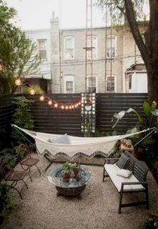 Best backyard hammock decor ideas 18