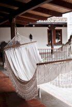 Best backyard hammock decor ideas 34
