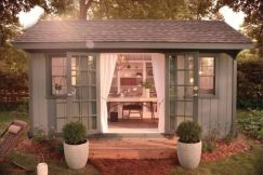 Captivating ideas for backyard studio office 02
