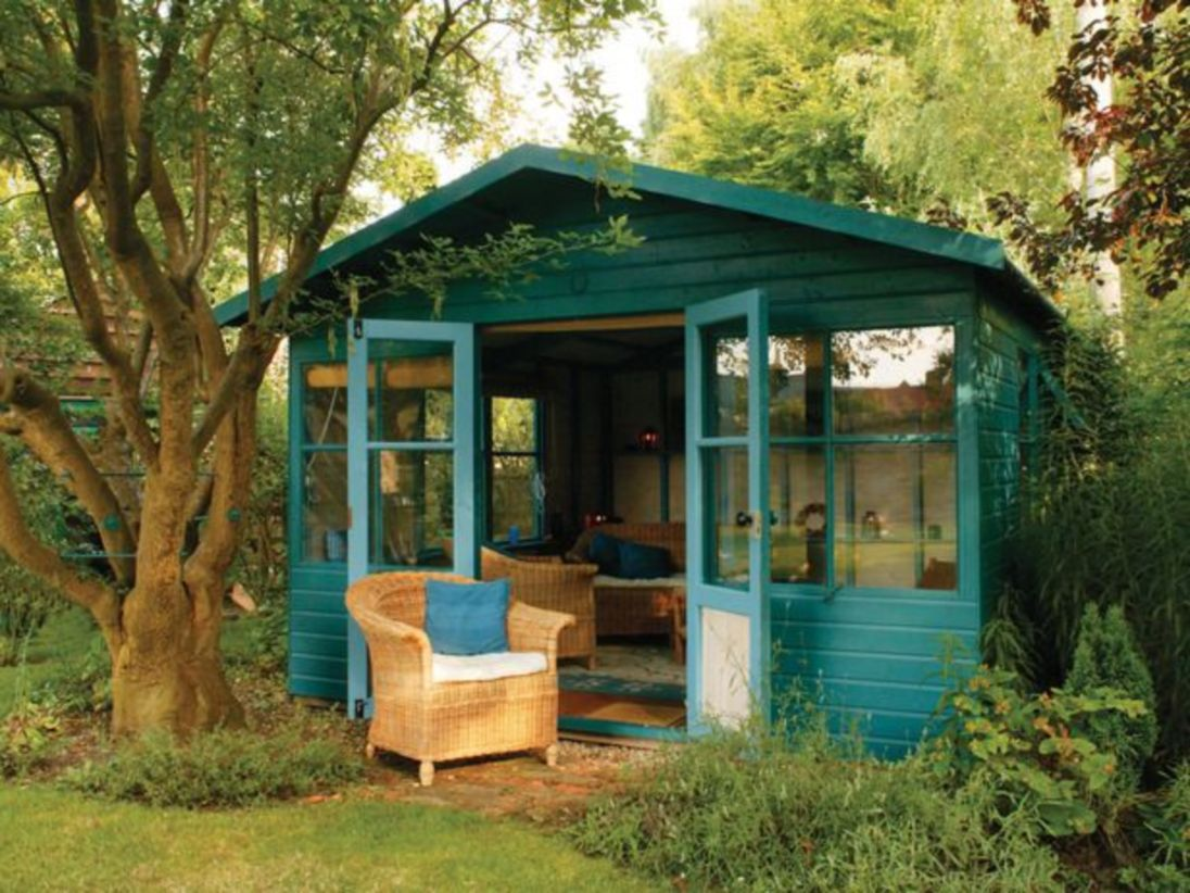 Captivating ideas for backyard studio office 16